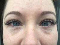 Eyelash Extensions!!!