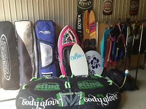 Wakeboard Waterski Kneeboard Family Package Marion Marion Area Preview