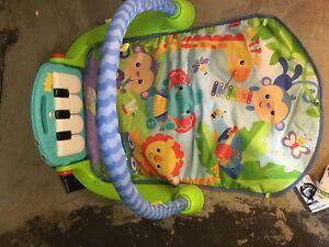 Fisher price playtime mat