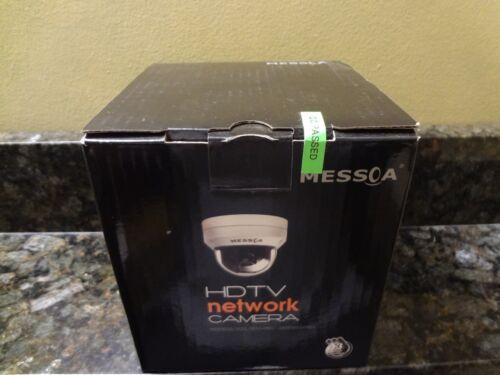 New IOB Messoa NFD820PRO HDTV Network Security 1080p 2.8mm CCTV Dome Camera PoE