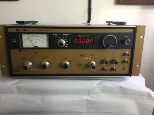 Quan-Tech Model 306TDL Waveform Analyzer, V.G.Cond., Works Well