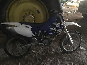 2001 yzf 250 Reduced