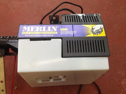 Merlin Remote Control Garage Door Openner & merlin door garage in Victoria | Gumtree Australia Free Local ...