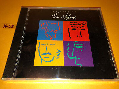 BEST of the NYLONS 16 hits CD that kind of man STAR ARE OURS poison ivy