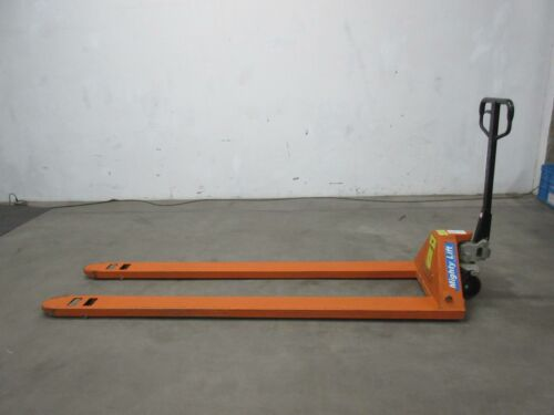 Mighty Lift  ML2796 Extra-Long Pallet Jack 96 In