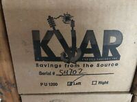 KVAR Energy Saver 1200 Power Saver Electricity Saving Device Save w// Free Gift