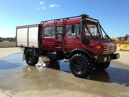 Unimog DOKA (dual cab) Burleigh Heads Gold Coast South Preview