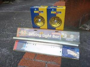 Sirius Fog Lights and Bar Ryde Ryde Area Preview