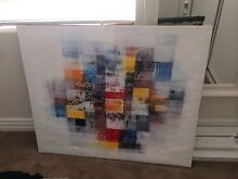 Abstract Oil Canvas Heathridge Joondalup Area Preview