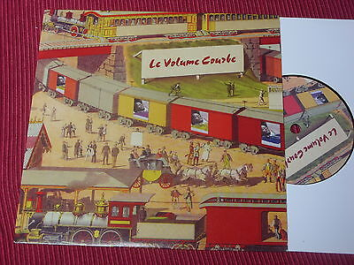 "Le Volume Courbe:  Freight Train  orig ltd numbered  7"" NEW UNPLAYED"