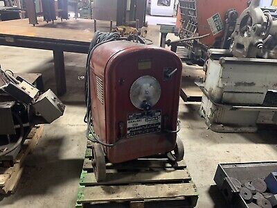 Lincoln Electrical Ac-250 Idealarc 250 Arc Stick Welder Leads Power Cable