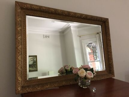 Mirror, Beveled edge