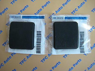 - Ford Explorer Escape Ranger Brake & Clutch Pedal Pad New OEM Genuine Ford Qty 2