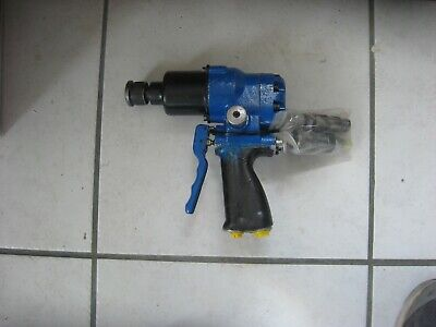 Reliable Equipment REL-425B  Hydraulic Impact Wrench with fittings & 8' hose set Hydraulic Fitness Equipment
