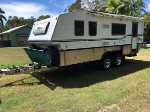 Caravan bushtracker