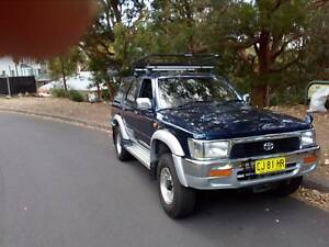 SURF 1992 SSR X TURBO DIESEL AUTO Revesby Heights Bankstown Area Preview
