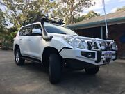 2010 Toyota landcruiser GXL Prado Currumbin Valley Gold Coast South Preview