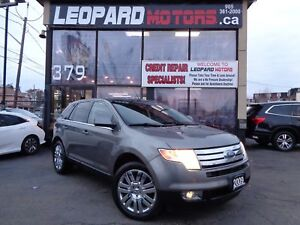 2009 Ford Edge Limited,Awd,Leather,Panoramic Roof*Certified*