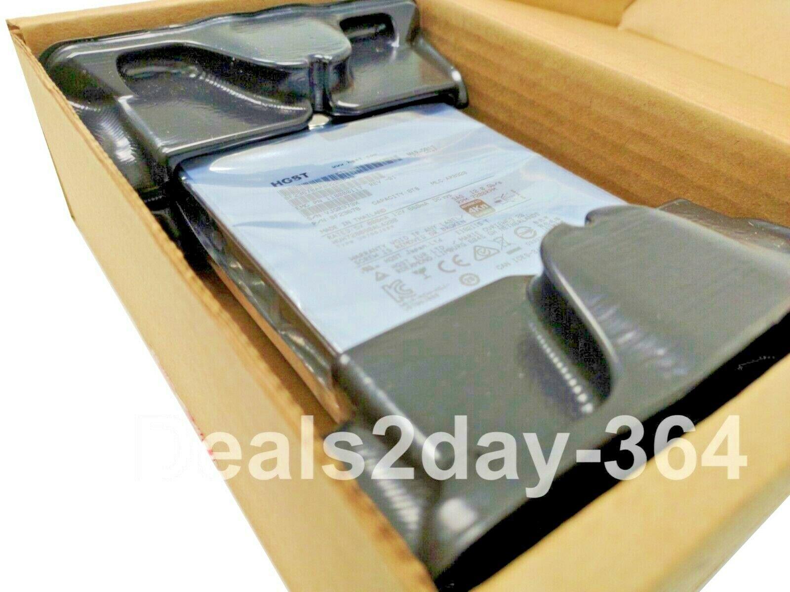 "Hitachi HE8 8TB 7.2k SAS 12GB/s 3.5"" HUH728080AL4200 FOR SER"