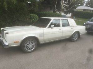 1983 Chrysler New Yorker (Fifth Avenue Edition)