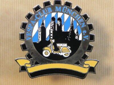 Vespa Club Munchen Badge