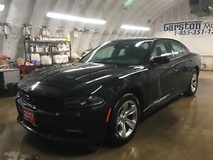 2017 Dodge Charger SXT*SUNROOF*U CONNECT PHONE*KEYLESS ENTRY w/R