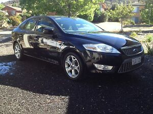Ford Mondeo TDCI Pearce Woden Valley Preview