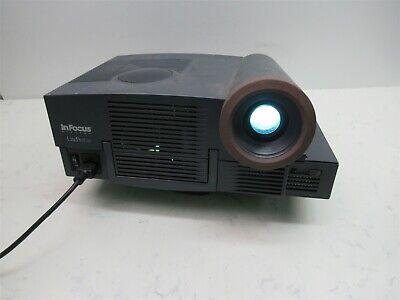 InFocus LitePro 210 Digital Projector LCD VGA