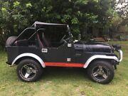 Jeep Renegade 1978 CJ-5 Mudgeeraba Gold Coast South Preview