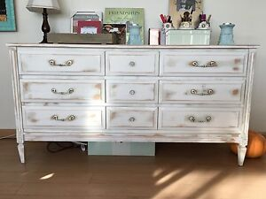 Beautiful 'Rustic Chic' style dresser!!!!