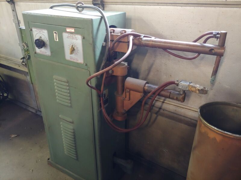 Peer Spot Welder 10kv 208 volts