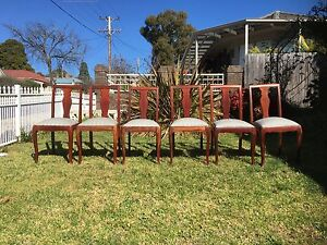 6 Chairs Armidale Armidale City Preview