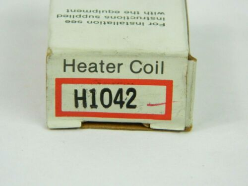 EATON-CUTLER HAMMER H1042 OVERLOAD HEATER ELEMENTS