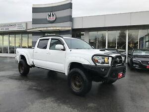 2011 Toyota Tacoma TRD Sport OFFROAD 4X4 LIFTED WHEEL/TIRE UPGRA