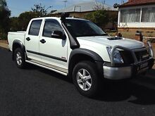 2008 Holden Rodeo LX 4WD Crew Cab ute Coonabarabran Warrumbungle Area Preview