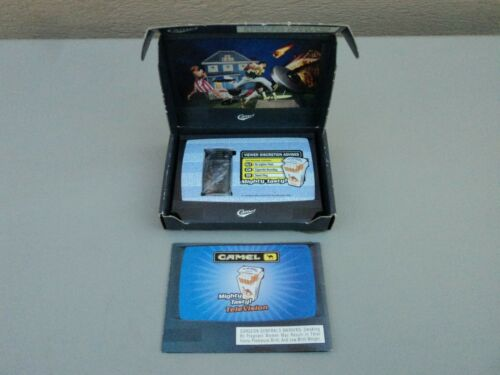 """New Camel Lighter """"ATTENTION This is NOT A TEST"""" Fallout Shelter Comet 1990"""