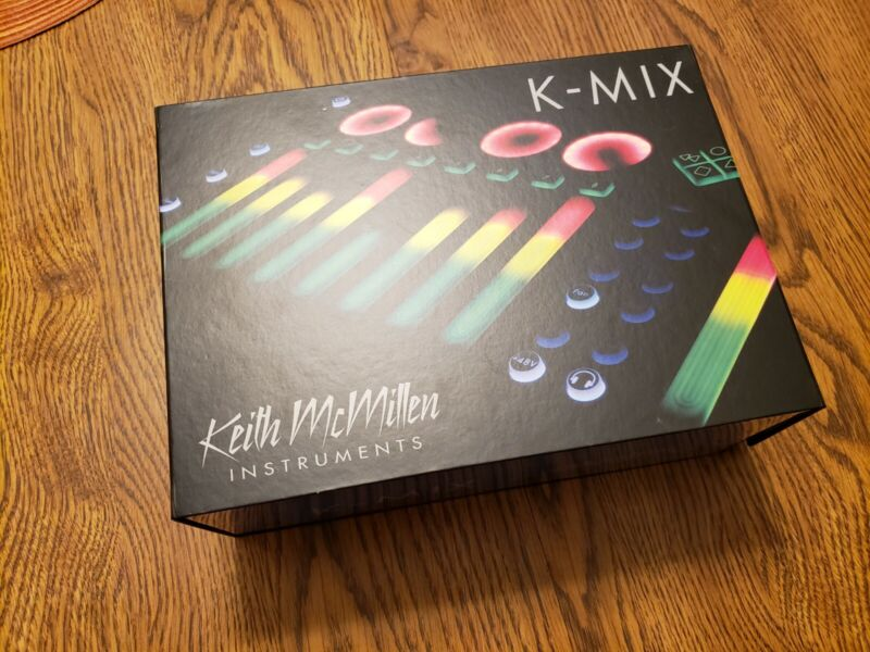 Keith McMillen K-Mix Audio Interface/Programmable Mixer *MINT*