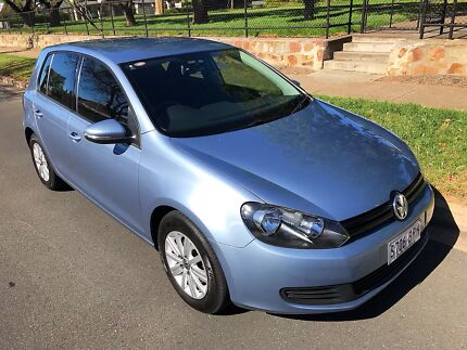 MY10 Volkswagen Golf Turbo diesel Automatic Blair Athol Port Adelaide Area Preview