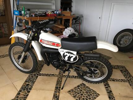 Yamaha YZ125d