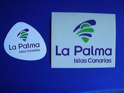 Aufkleber La Palma Islas Canarias Kanarische Inseln Spanien Las Palmas 2 Größen