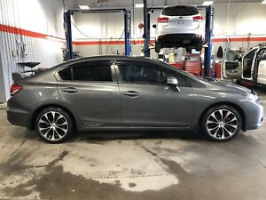 honda civic 2013 si sedan
