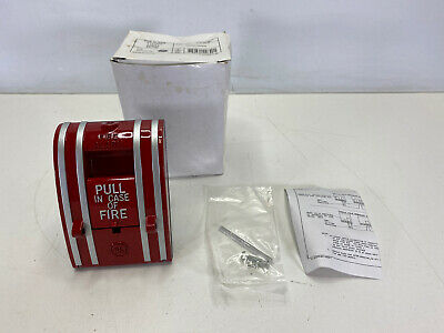 Rare Edwards Signaling Ge 270-spo Fire Alarm Pull Station New In Box