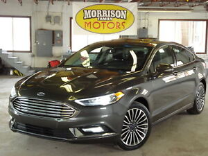 2017 Ford Fusion SE AWD Luxury Pkg 2.0L Ecoboost