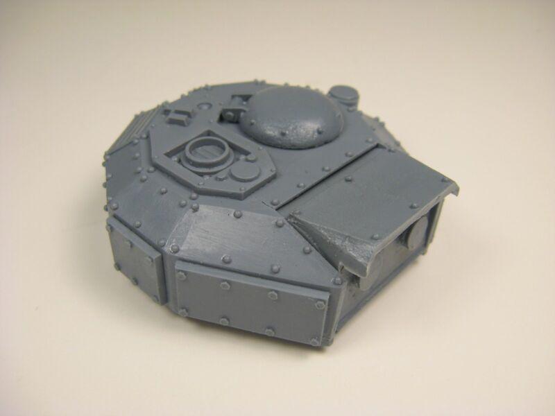 Medium Tank Turret