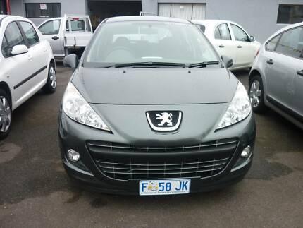 From $58 Per week on Finance* 2012 Peugeot 207 Auto Hatchback
