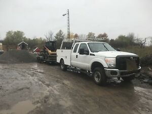 2011 F350 4 x 4 ready for a plow