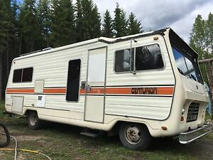1979 28ft Triple A GMC Motor Home