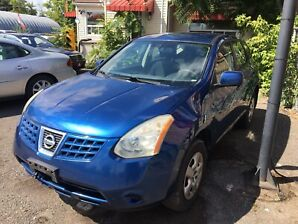 "2008 Nissan Rogue "" Dealer As Traded Special"""