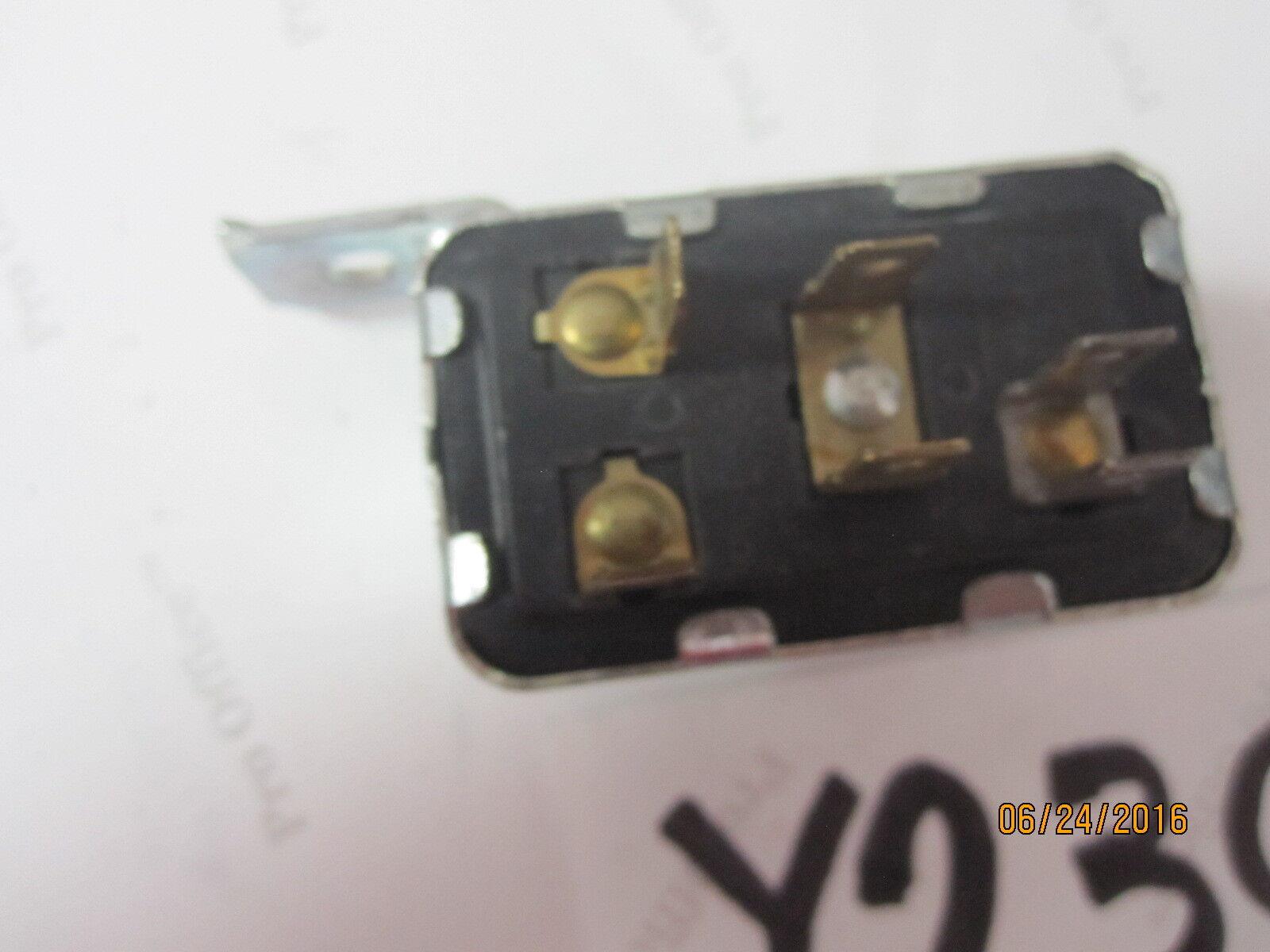 Buy used oem ford f5tu 11450 ba starter solenoid relay
