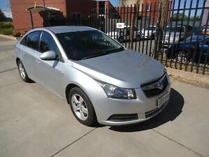 HOLDEN CRUZE  2010 1.8L,5SPEED,AIR,STEER,AIRBAGS,BOOKS,140K,REGO Beverley Charles Sturt Area Preview